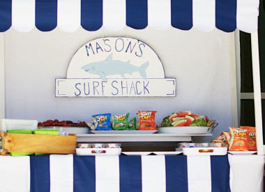 Surf Shack Party