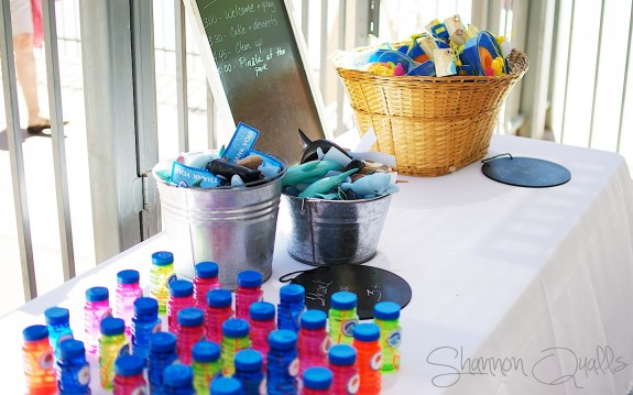 Underwater Adventure and Surf Shack Party Favors