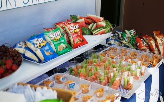 Surf Shack Snack Table