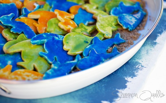 Sugar Cookie Sea Creatures