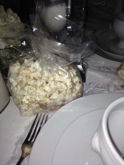 Bacon and Cayenne Popcorn from shannonqualls.com