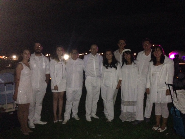 Diner en Blanc Albuquerque from shannonqualls.com