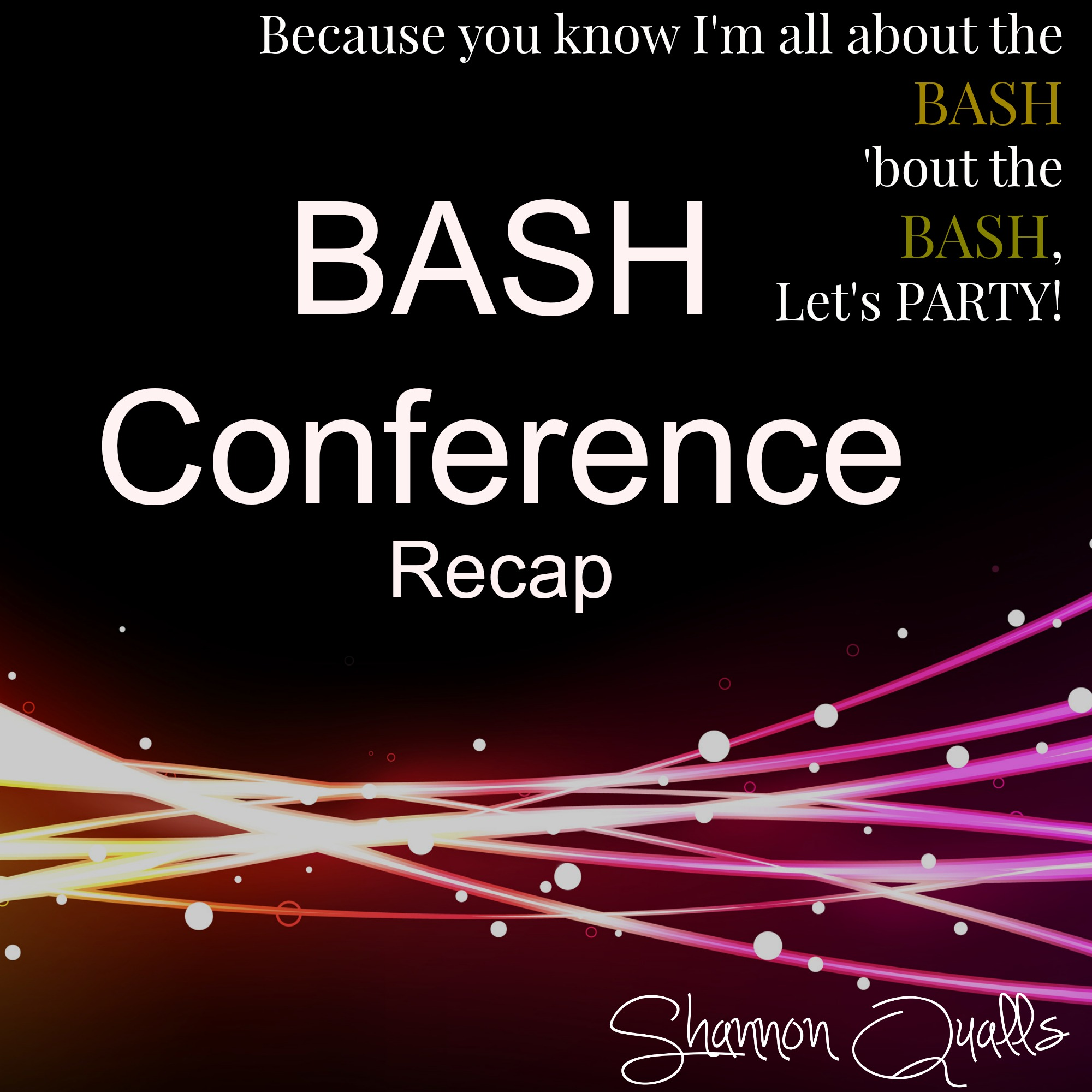 BASH Recap Part 1