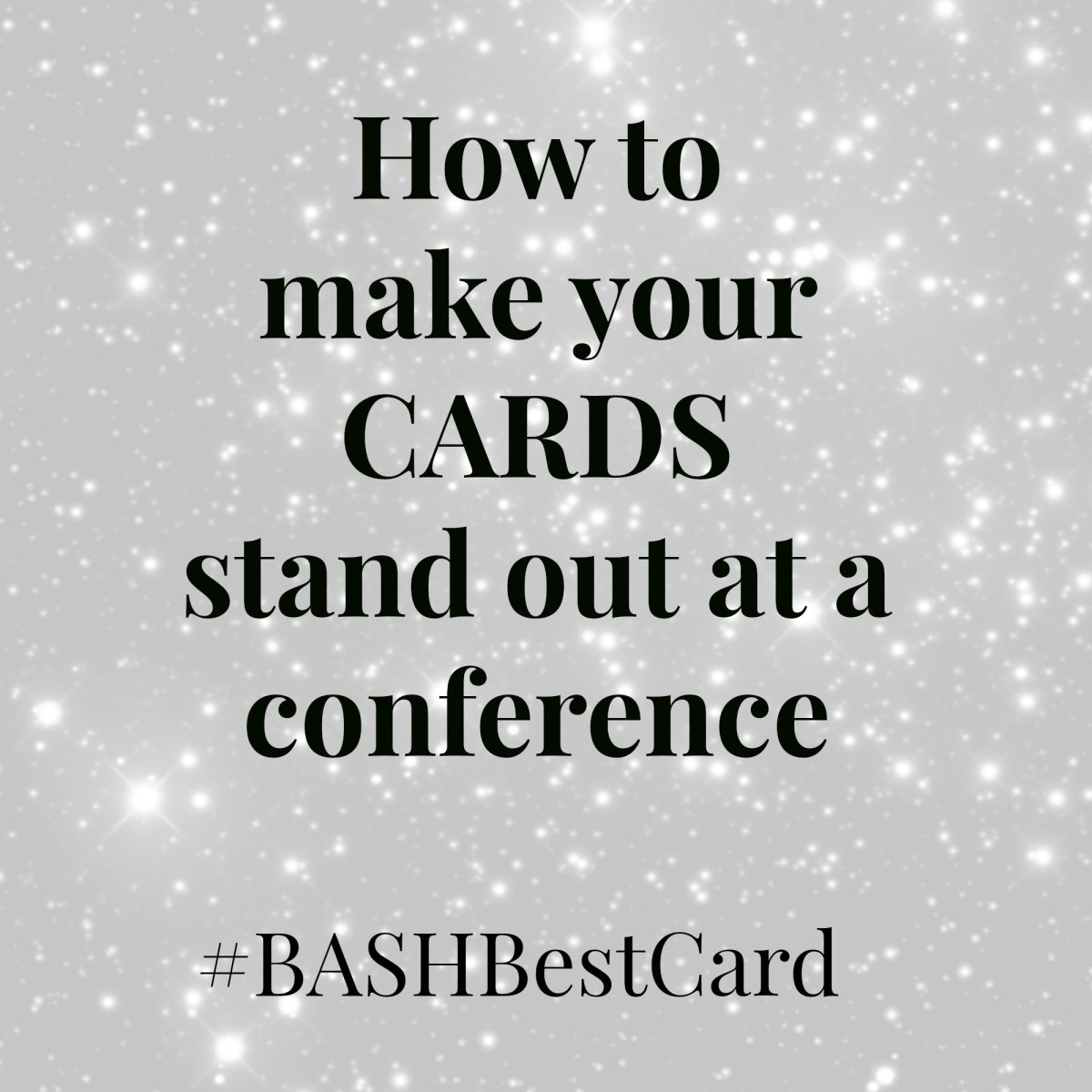Bash Best Cards from shannonqualls.com