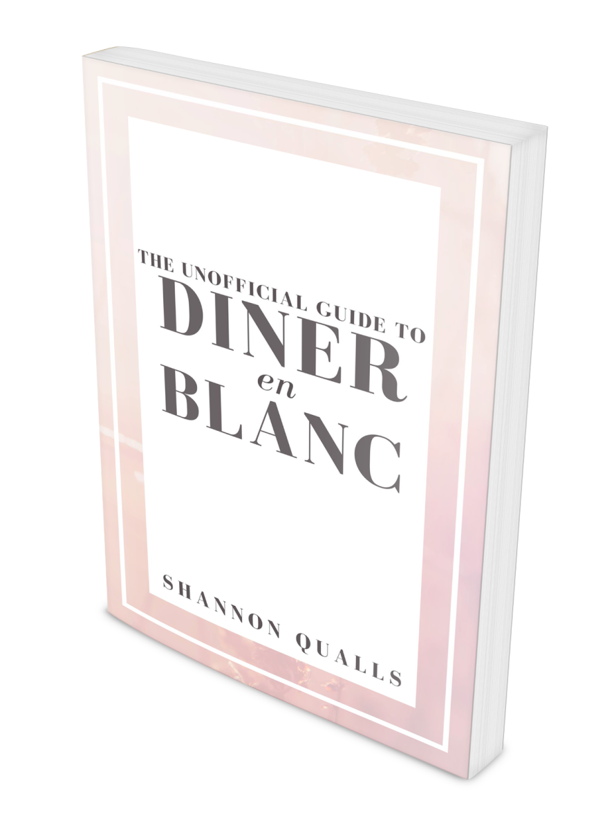 The Unofficial Guide to Diner en Blanc