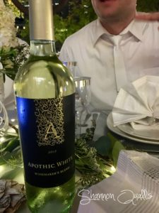 Apothic wine for Diner en Blanc Dallas from shannonqualls.com