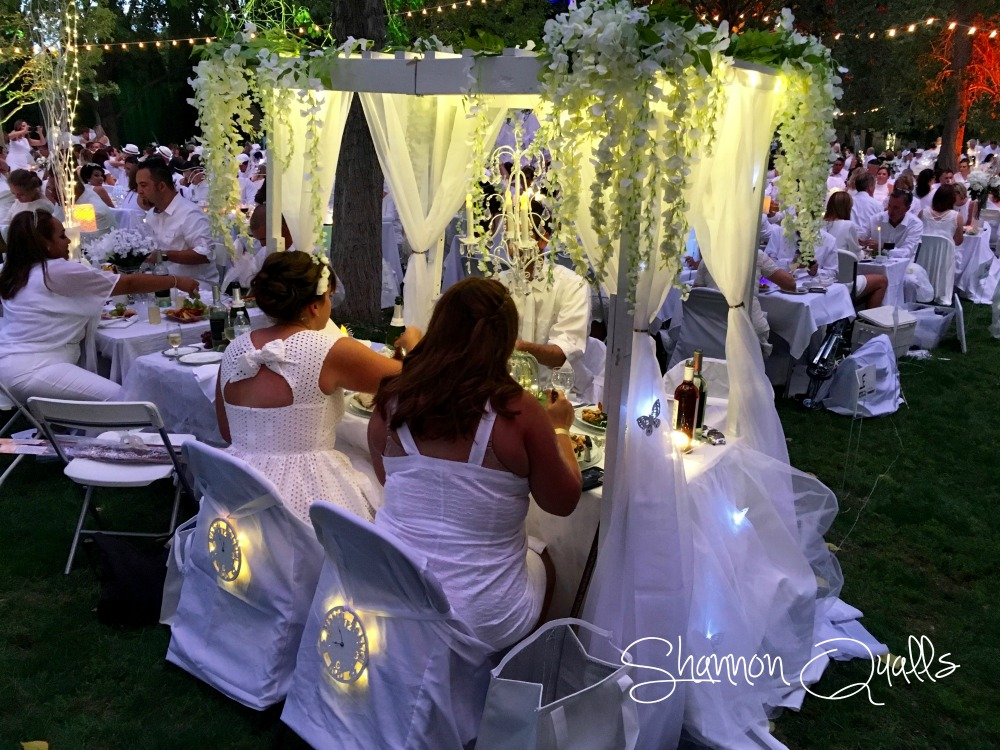 An Inside Look into Diner en Blanc