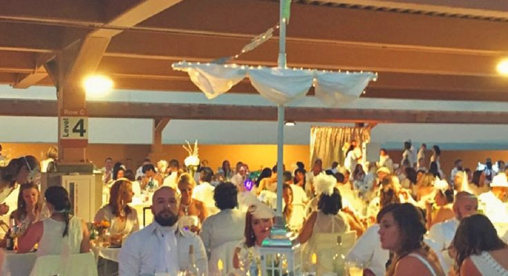 Diner en Blanc- A Night of Magic